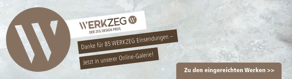 WERKZEG Online-Galerie